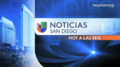 Kbnt noticias univision san diego 6pm package 2013
