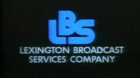 Lexington Broadcast Services logo (1976)