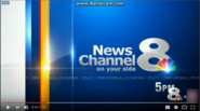 WFLA NewsChannel 8 at 5 2016