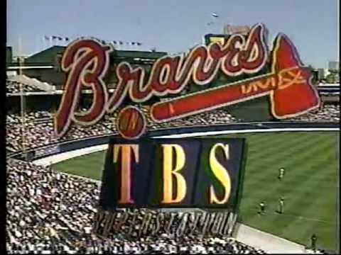 Braves TBS Baseball