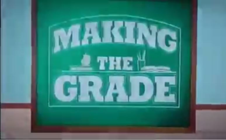 Making the Grade (2011)