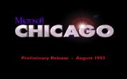 Microsoft Chicago Bootscreen (August 1993)