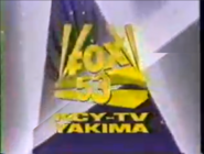 K53CY KCY-TV FOX 53 1990.png