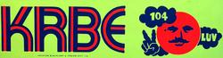 KRBE Houston 1969.png
