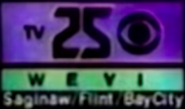 WEYI-TV 1988 Television You Can Feel It CBS