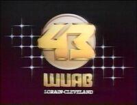 WUAB 43 1986-1988