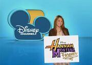DisneyChannel Ident (Hannah Montana Forever) 2012
