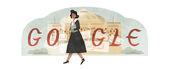 Google Doria Shafik's 108th Birthday