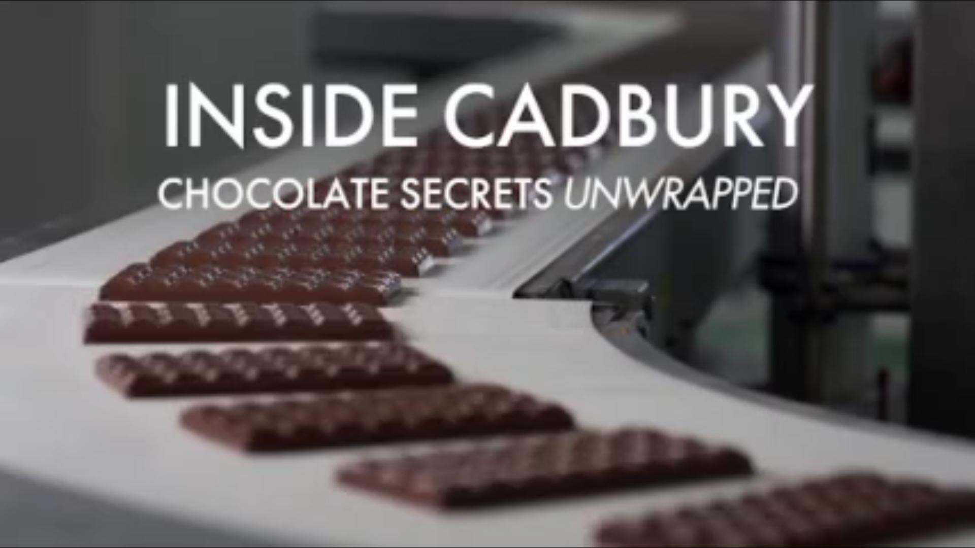 Inside Cadbury: Chocolate Secrets Unwrapped