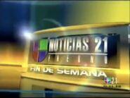 Kftv noticias univision 21 fin de semana package 2006