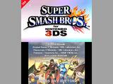 Super Smash Bros. for Nintendo 3DS/Wii U/Other
