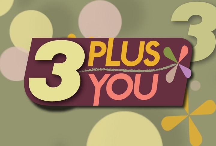 3 Plus You