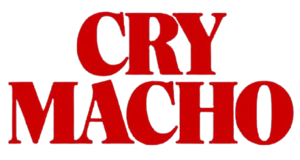 Cry Macho logo - Clint Eastwood film.png