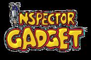 Inspector Gadget print logo