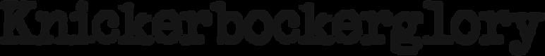 Knickerbockerglory