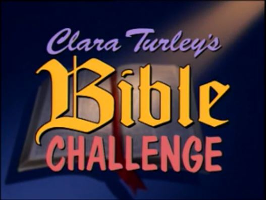 Clara Turley's Bible Challenge