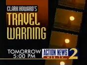 Clark Howard's Travel Warning