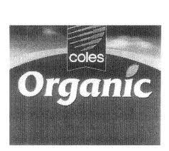 Coles Organic