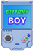 Glitchy boy 1 Transparent