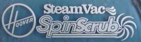 Hoover SteamVac Spin Scrub
