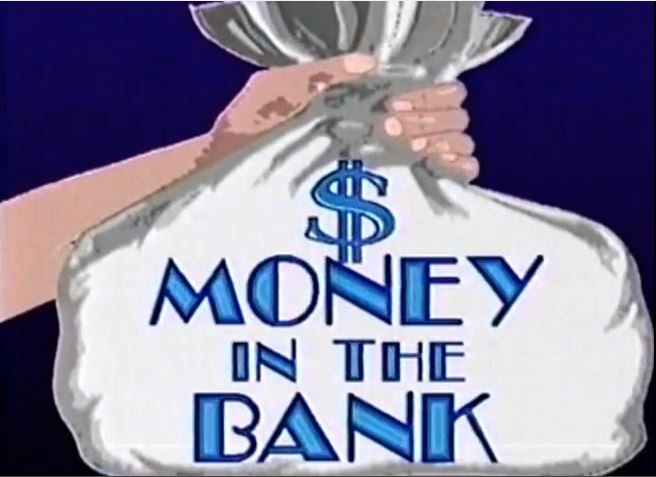 Money in the Bank (game show)