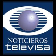 Noticieros Televisa Logo (1998-2001; Variant)