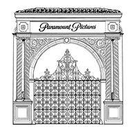 Paramount Pictures Gates