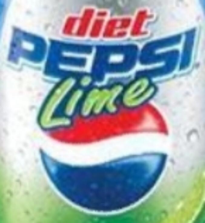 Diet Pepsi Lime