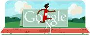 Google London 2012 Olympic Games - Hurdles