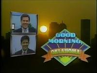KOCO TV Good Morning Oklahoma 1988