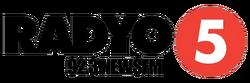 Radyo5 92.3 News FM Logo 2018.png