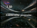 TVP Polonia from 1994 to 1995 closedown