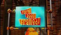 You've Been Framed Title Card