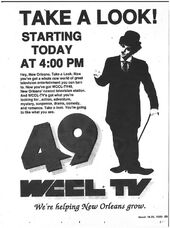 Ad for WCCL TV in March 1989 in Times Picayune's TV Focus.jpeg
