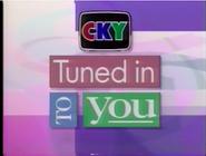 CKY-TV 1992