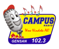 Campus Radio 102.3 Gensan Logo 2008.png