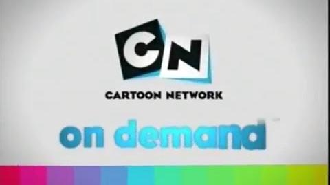 Cartoon Network On Demand