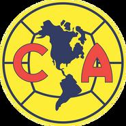 Escudo Club América 2008-2009