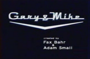 Gary and Mike Title Card.png