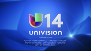 Kdtv univision 14 second id 2014