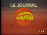 Le Journal A2 Samedi 1976