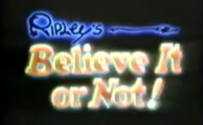 Ripley's Believe It or Not! (1982)