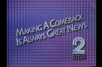 WJBK-TV 2 u0026 Fox 2 id promo montage 1988-2008 5
