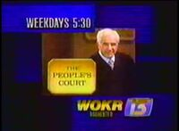 WOKR People's Court promo 1992