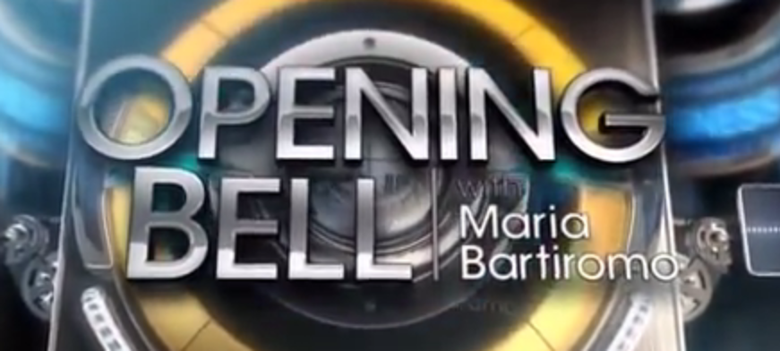 Opening Bell with Maria Bartiromo