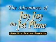 Jay Jay the Jet Plane 1995 title