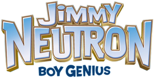 Jimmy Neutron Boy Genius title logo.png