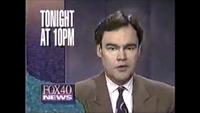 KTXL Fox 40 News Promo (31 December 1992)