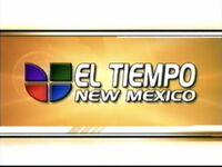 Kluz el tiempo univision nuevo mexico package 2002