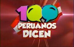 100 Peruanos Dicen.jpg